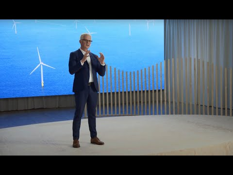 Realising our full potential as a global green energy major - Mads Nipper