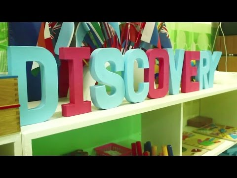 Discover Your Child's Potential - Discovery Child Development Center of Montessori