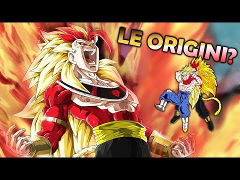 LE ORIGINI DI RYCON DIO DELLA DISTRUZIONE SAIYAN DELL'UNIVERSO 14! MA... - Dragon Ball Fun Facts ITA