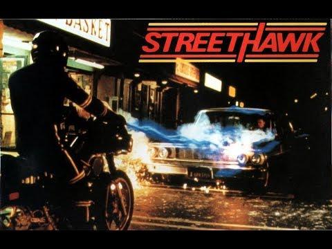 Street Hawk TV Series (1985)  Intro