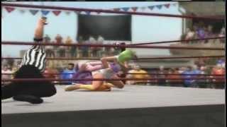 Daphne Blake vs. Nicki Minaj, Extreme Rules (Nuremberg II, M2)