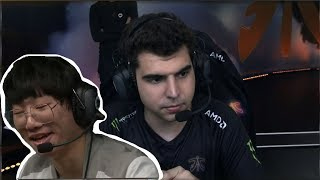 IG Ning's Gragas Camps Bwipo with a Big Smile at the End World Finals 2018