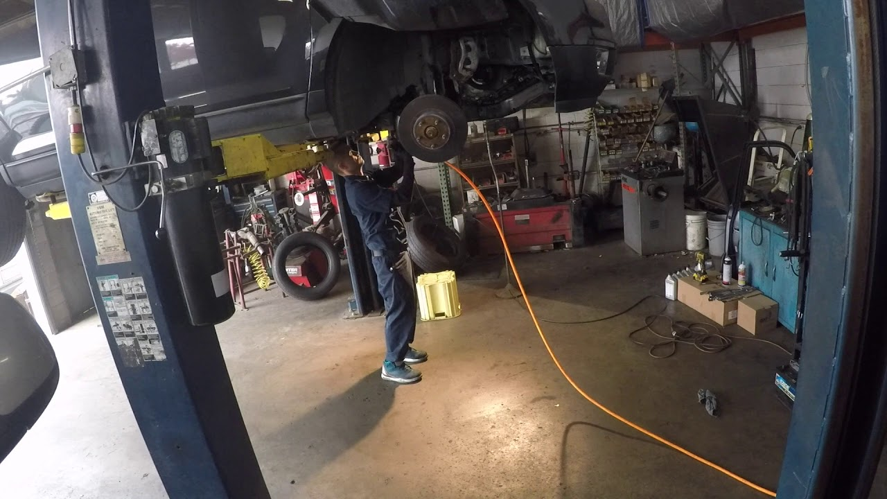 2007 Ford Edge 3 5l Engine Replacement