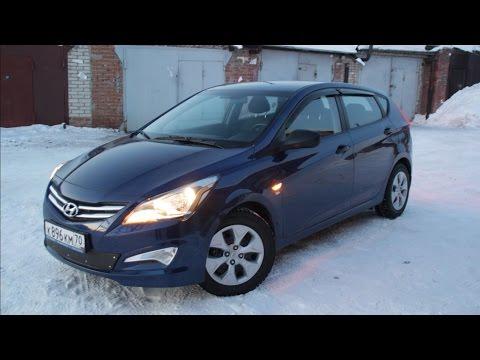 Hyundai Solaris 2015 1.6 6AT