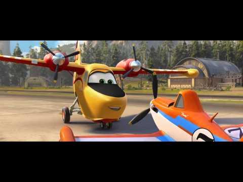 Самолеты огонь и вода мультфильм онлайн