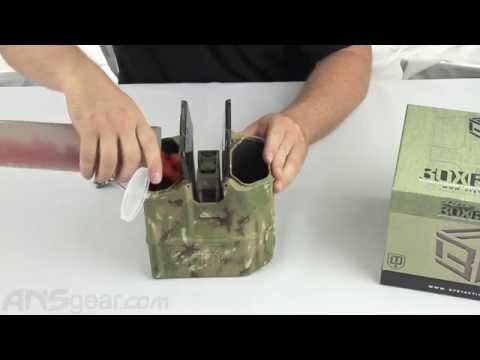 Dye DAM Box Rotor Paintball Loader - Review