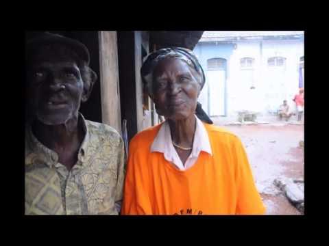 Cabo-Verdianos na roça em S. Tomé – Vieram no tempo do chicote
