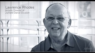 Juilliard Snapshot: Lawrence Rhodes