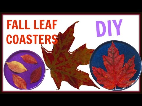 Fall Coasters | DIY Project | Craft Klatch | Another Coaster Friday | How To