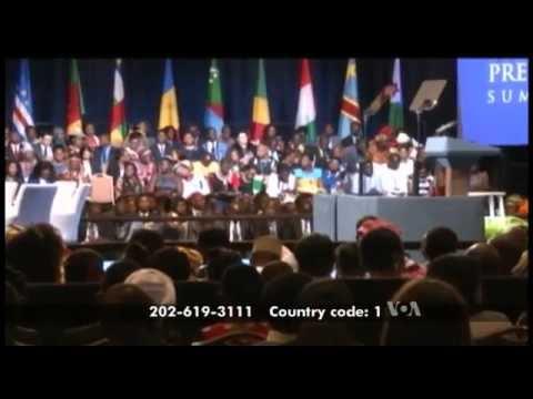 Straight Talk Africa 2015 Mandela Washington Young African Leaders