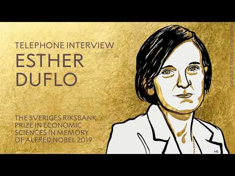 Esther Duflo: