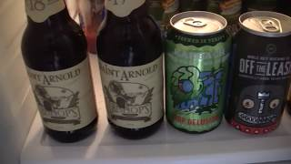 Beer Review # 2785 Noble Rey Brewing Off The Leash Red Ale
