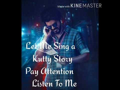 #shorts-#kuttystorylyricssong-#master-kutty-story-lyrics-song-shorts-whatsapp|-master