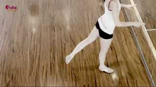 10 Minute Barre Workout Series \