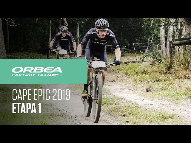 Etapa 1 Cape Epic 2019 | Orbea Factory Team
