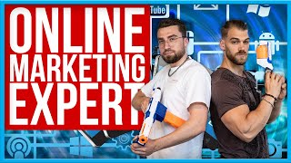 So funktioniert erfolgreiches Online-Marketing!   Podcast mit Simon Mader von AdBaker