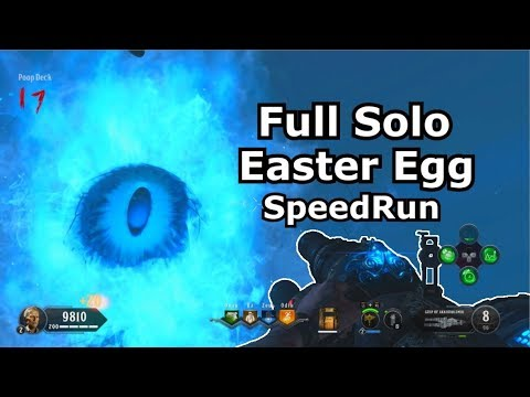 Solo Voyage Of Despair Easter Egg Speedrun