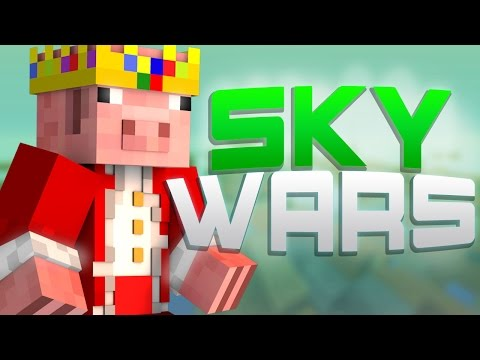 ITS MAH BIRTHDAYYY - Skywars Solo #41