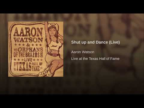 Shut up and Dance (Live)