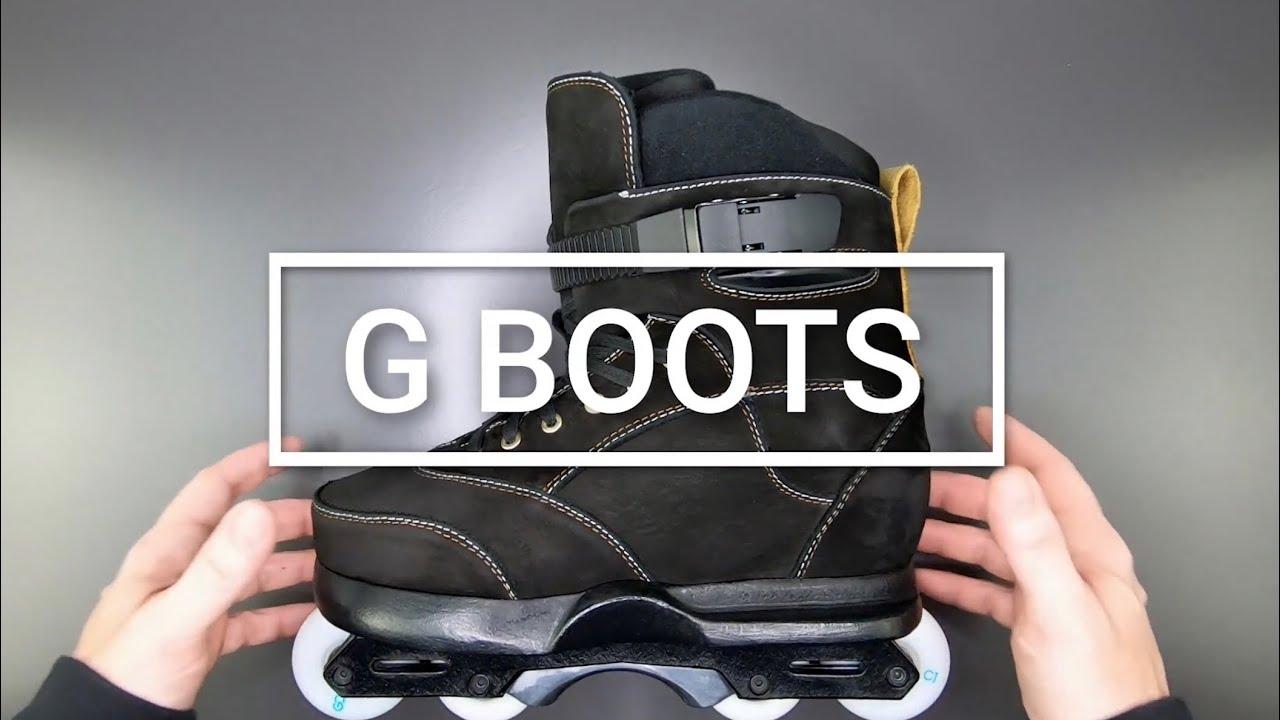 G Boots Closer Look