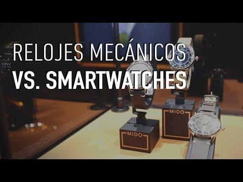 ¿Por qué gastar 30 mil pesos en un reloj mecánico?