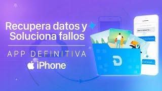 La app definitiva para recuperar datos y solucionar fallos de software en iPhone