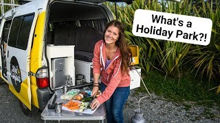New Zealand Campsites | Holiday Parks and Freedom Camping Explained