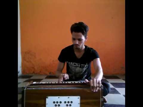 #Adhir #man #zale #harmonium #tutorial #by #aj24