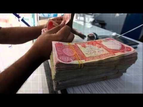 3 ways to RV Iraq currency according to Wang Dang Dinar