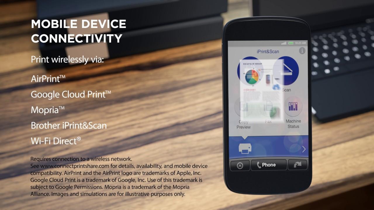 MFCJ480DW - Brother Mfc-j480dw Work Smart All-in-1 Printer