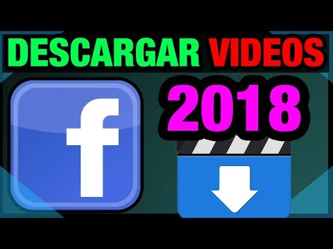 FACEBOOK | Como Descargar videos 2018