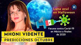 MHONI VIDENTE predice fecha del FIN de la PANDEMIA y SEMÁFORO VERDE en México