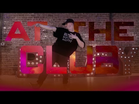 'AT THE CLUB' By Jacquees (Ft Dej Loaf) - Charlie Bartley Choreography