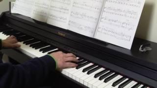 マリア(Sound of Musicより)(ピアノソロ) Maria(piano solo)