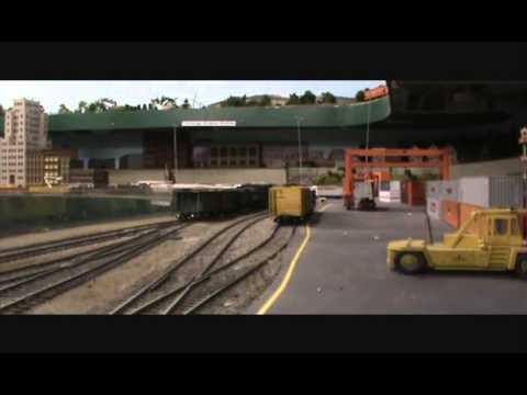 CV&WS Model Railroad Club 11/23/2013: Smooth Operator