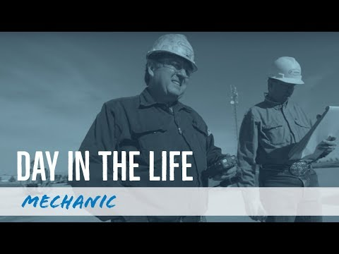 Anadarko: Day in the Life of a Mechanic