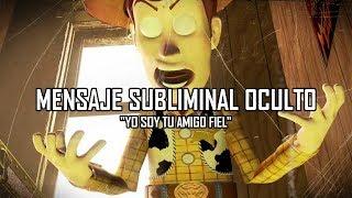 Mensajes Subliminales OCULTOS en la Cancion de Toy Story