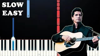 Jhonny Cash - You Are My Sunshine (SLOW EASY PIANO TUTORIAL)