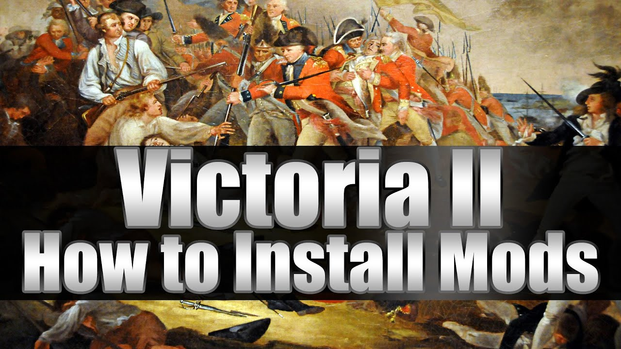 how to download victoria 2 mods