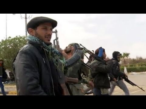 Gaddafi Launches All-Out Assault on Ras Lanuf