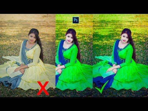 Best Photo Editing & Natural Beauty in Bengali Photoshop Tutorial 2019 thumbnail