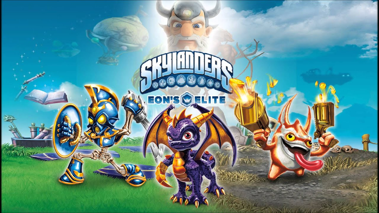 skylanders trap team wallpaper - photo #7
