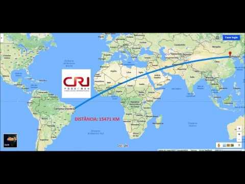 Radio China International - 6100 kHz