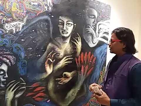 Nature is my Art Teacher :Sanjeev K.Singh Goutam