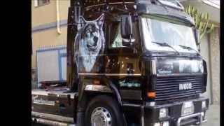 AcDC Thunderstruck (truck)