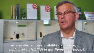 Teaser Phonak Communication - Prix à l innovation - Innovationspreis - Fribourg/Freiburg