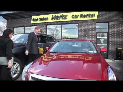 Hertz Improves Rental Process for Collision Repair Customers