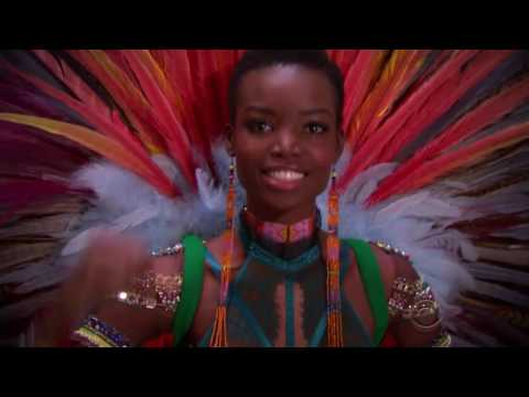 Видео: Victorias Secret Fashion show 2016 Opening and First Segment