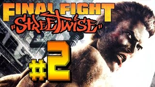 Final Fight Streetwise - part 2 gameplay (PS2, XBOX) [SLUS-21238]