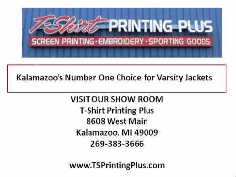 Varsity Jackets Kalamazoo